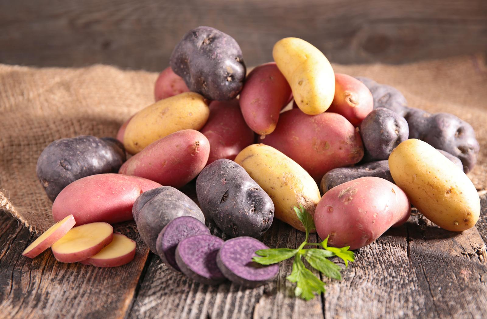 karel van der vorm - aardappelen